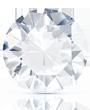 Diamante blanco Rare