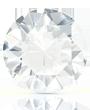 Color del diamante con un ligero tinte