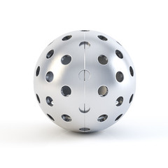 Ball Holes sphere trinket