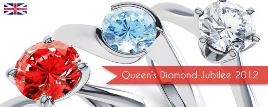 Queens Diamond Jubilee 2012