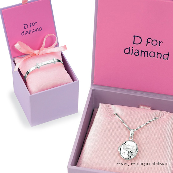 D for Diamond Jewellery Packaging