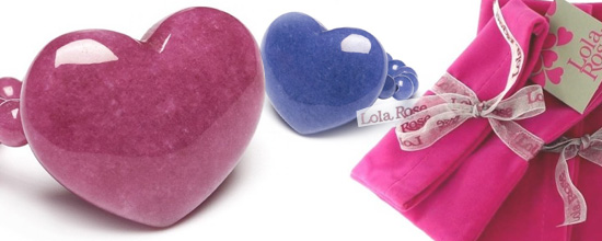 Lola Rose Alexa Puff Rings