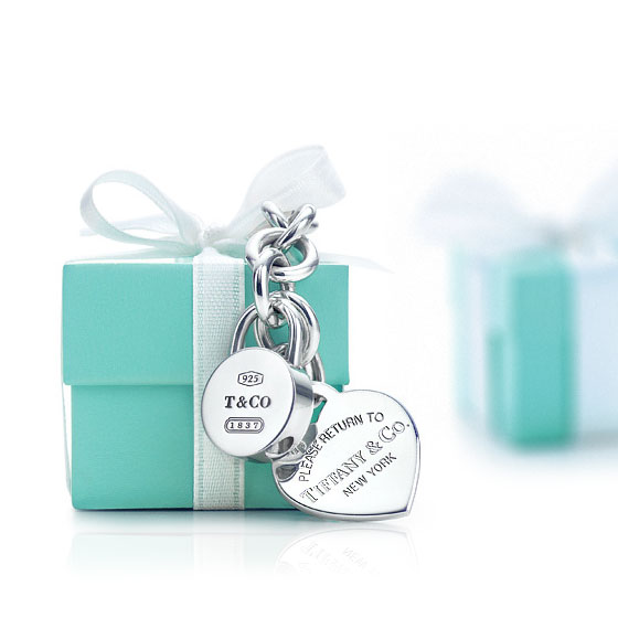 Tiffany Jewellery Packaging - Ring Box