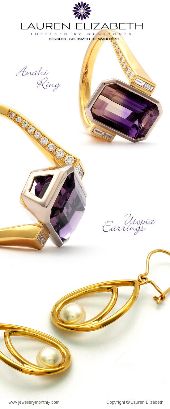 Jewellery Designer Lauren Elizabeth