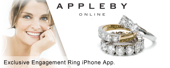 engagement ring iphone app
