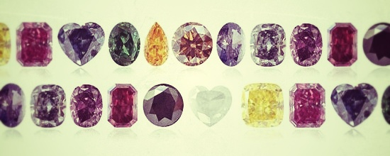 Coloured and Fancy Diamonds