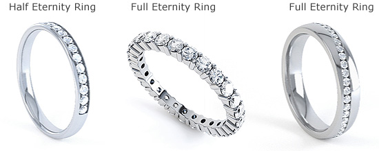 eternity ring examples