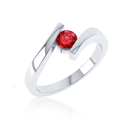 christmas diamond ring