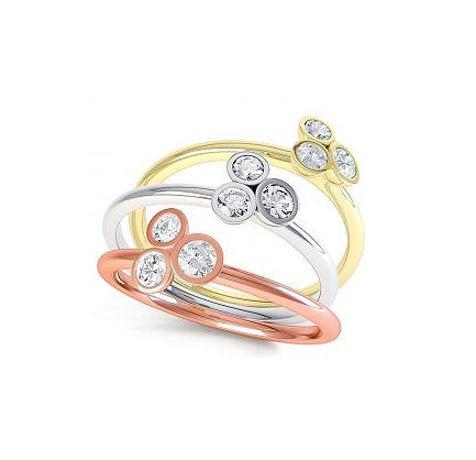 christmas diamond rings