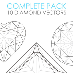 Diamond Vector Images
