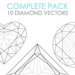 Diamond Vector Images