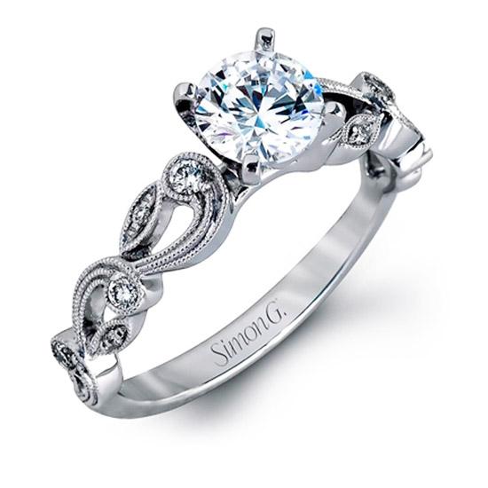 Pandora Wedding Rings 22 Ideal Simon G Diamond Ring