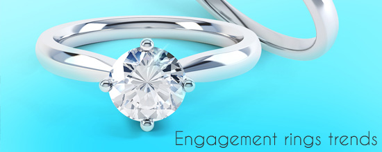 engagement ring trends 2013