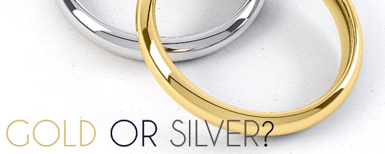 gold or silver