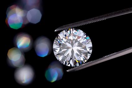 comparing diamonds