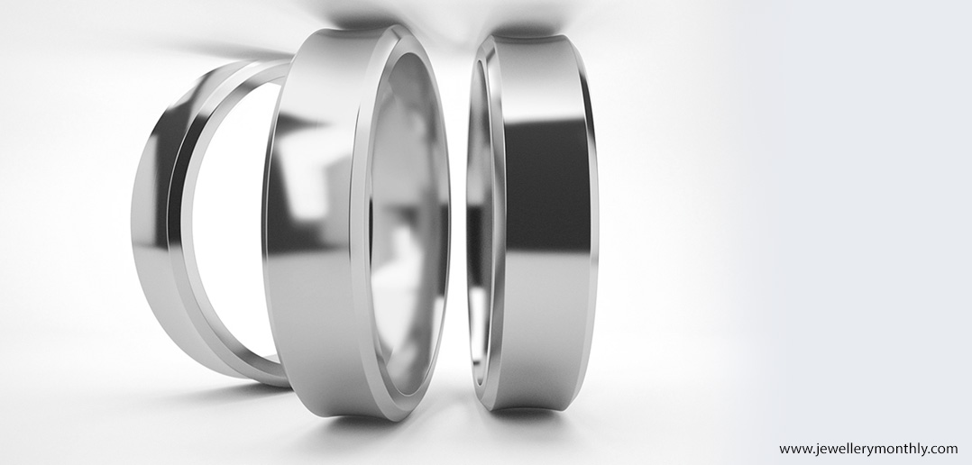 palladium by breuning wedding rings ir