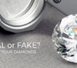 is your diamond real or fake?