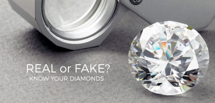 Do you own a fake diamond? know the truth about your ring.