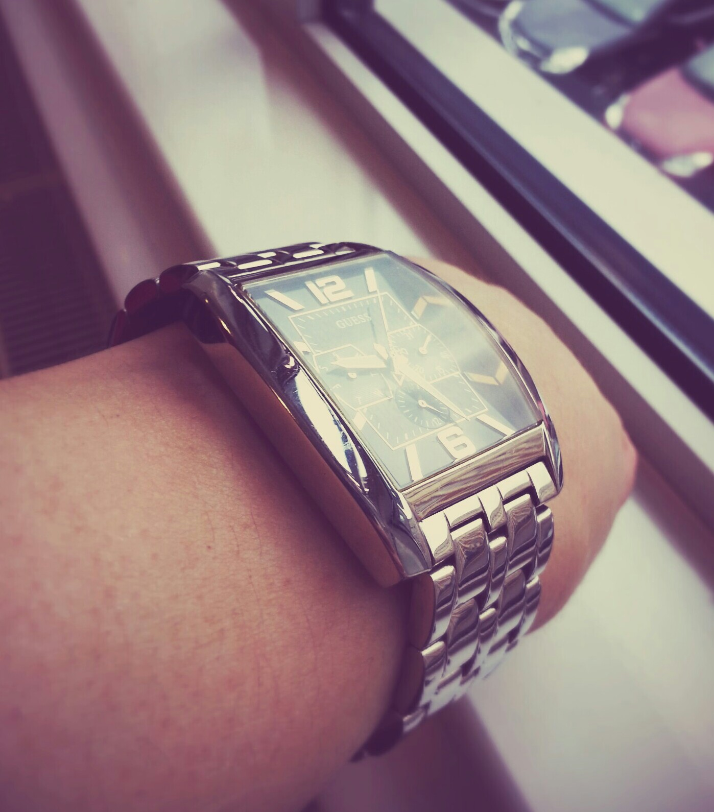 marks watch