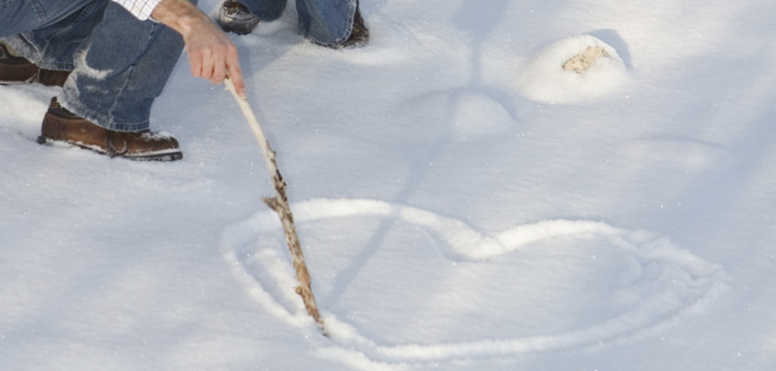 love-in-the-snow
