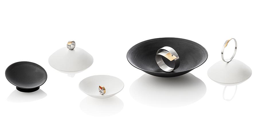 PICA ceramic display