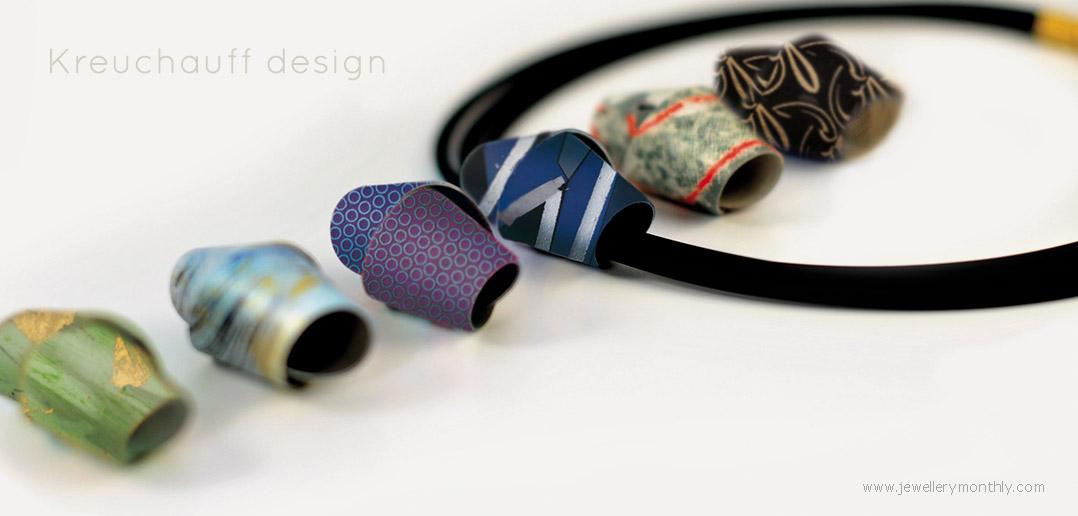 kreuchauff jewelry design necklaces
