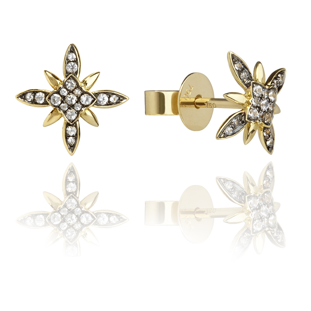 Frost Stud Earrings