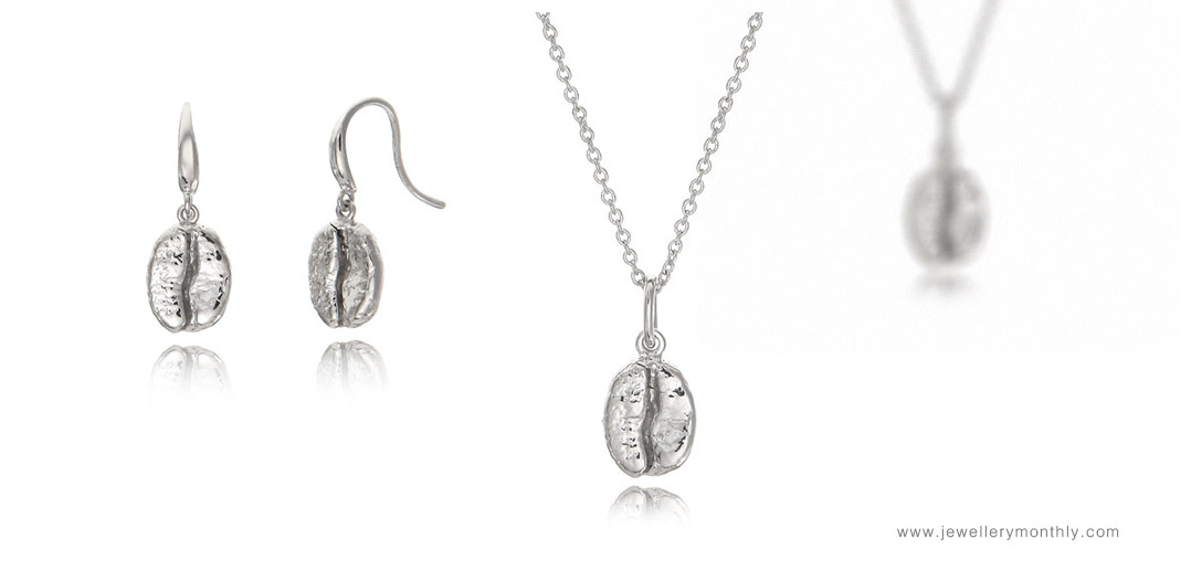 Justine Brooks silver_coffee_bean_jewellery_1001