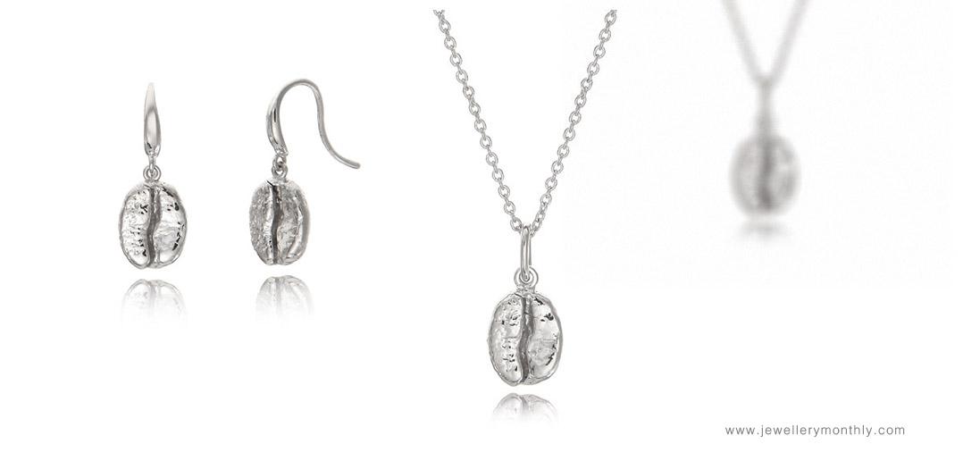 Justine Brooks silver_coffee_bean_jewellery_1001