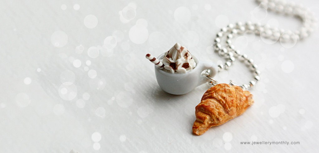 coffee jewellery