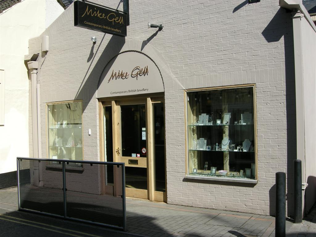 Mike Gell shop front