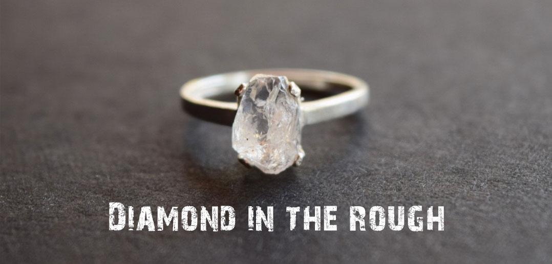 diamond in the rough poem - photo #20