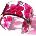 sue gregor pink-hydrangea-cuff