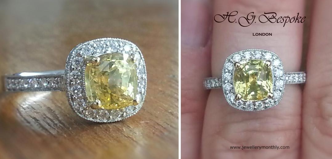 little princes trust diamond ring