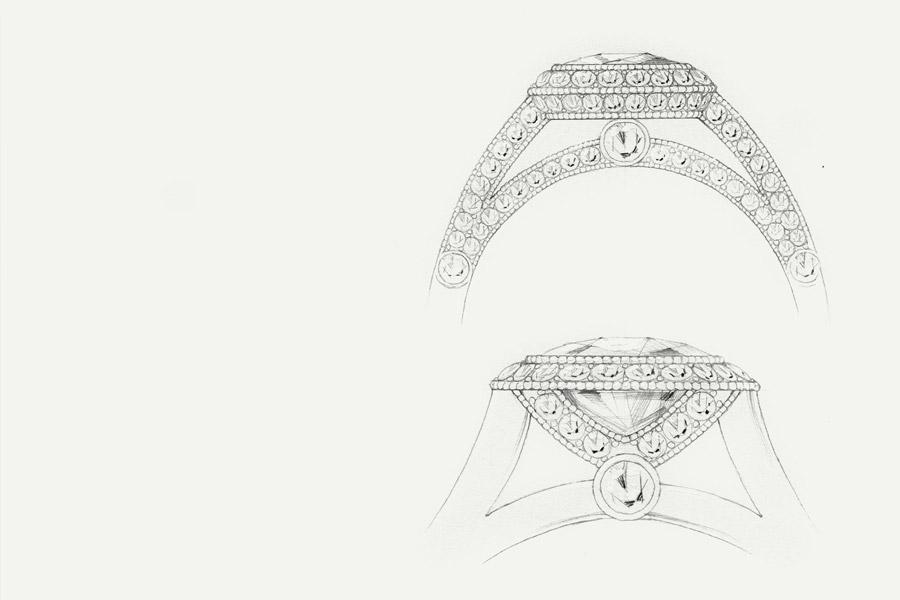 diamond-ring-scetch