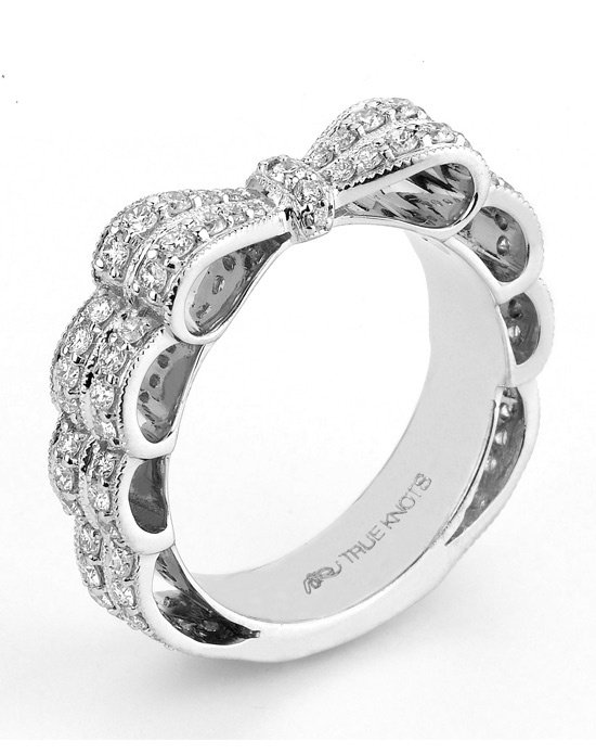 notted engagment ring