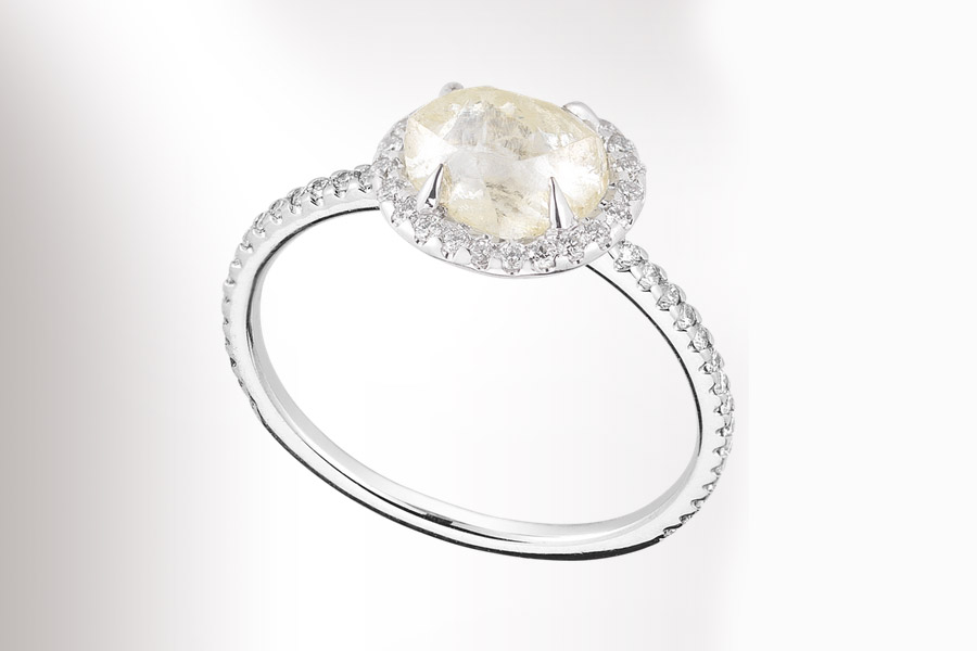 rough-cut-diamond-ring