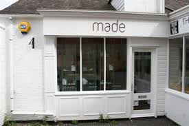 MADE gallery shopfront