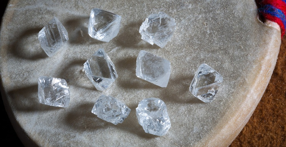 Trace your diamond engagement ring back to the mine with a ...