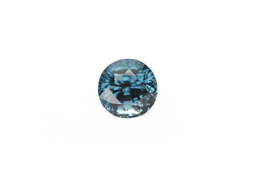 Blue Zircon Gemstone