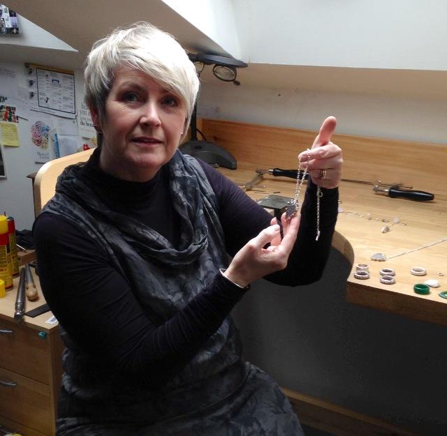 carol docherty - jewellery designer