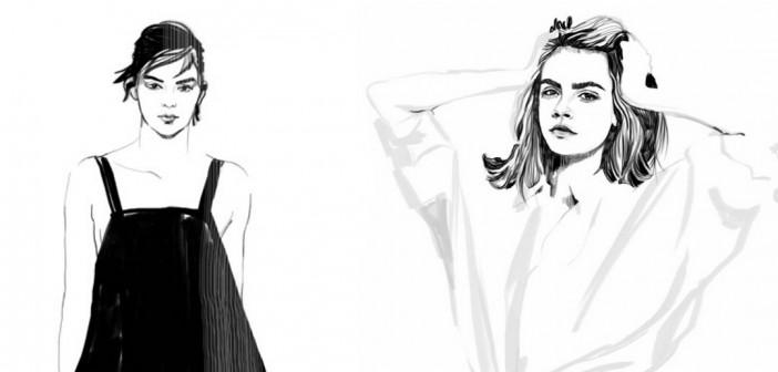 Iconic female models
