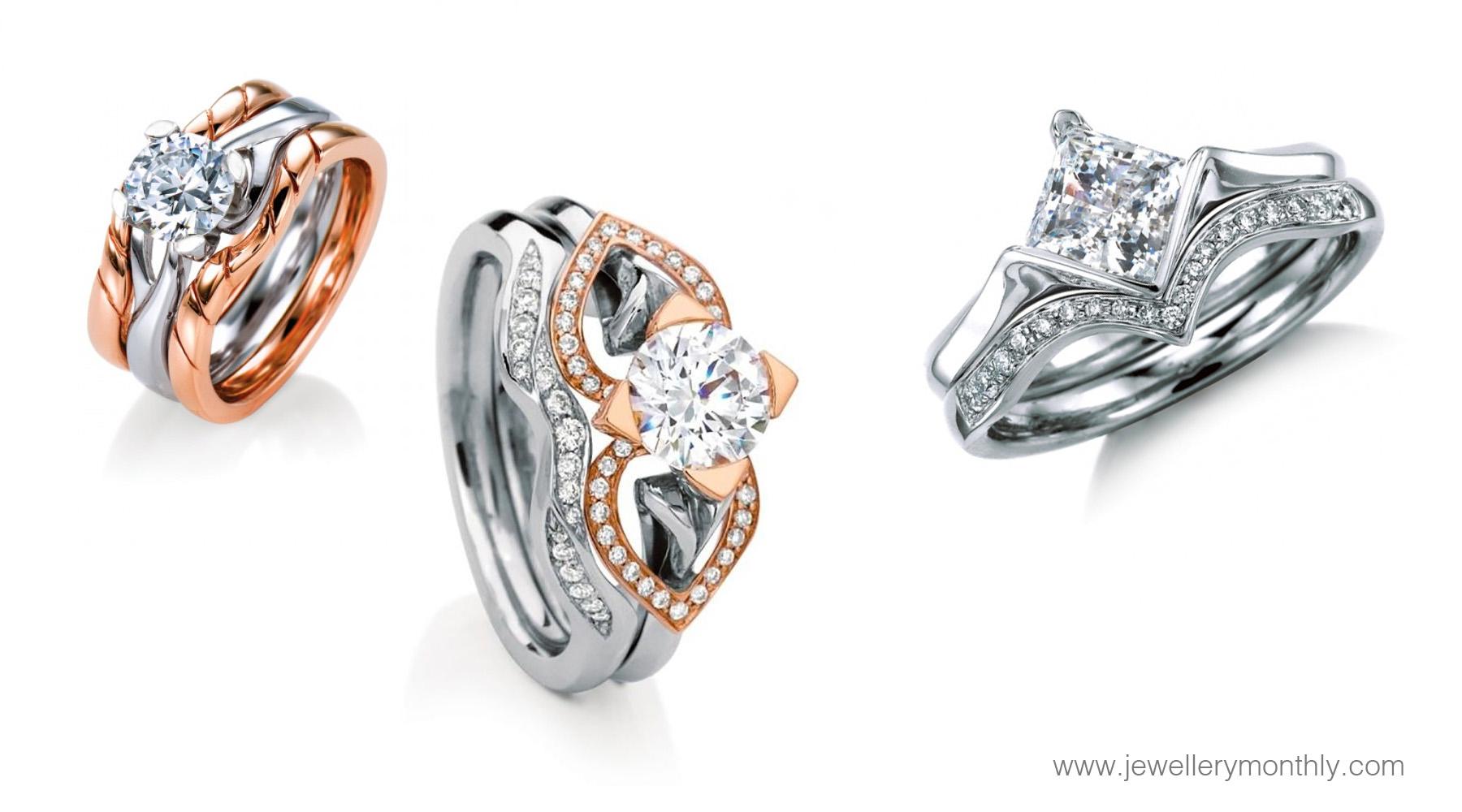 maevona designer wedding rings