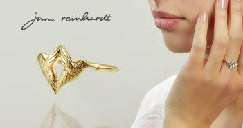 FREE Twin Hummingbird Ring at Jana Reinhardt