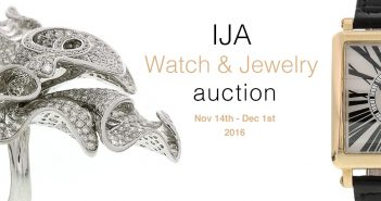 Watch and Jewelry Auction