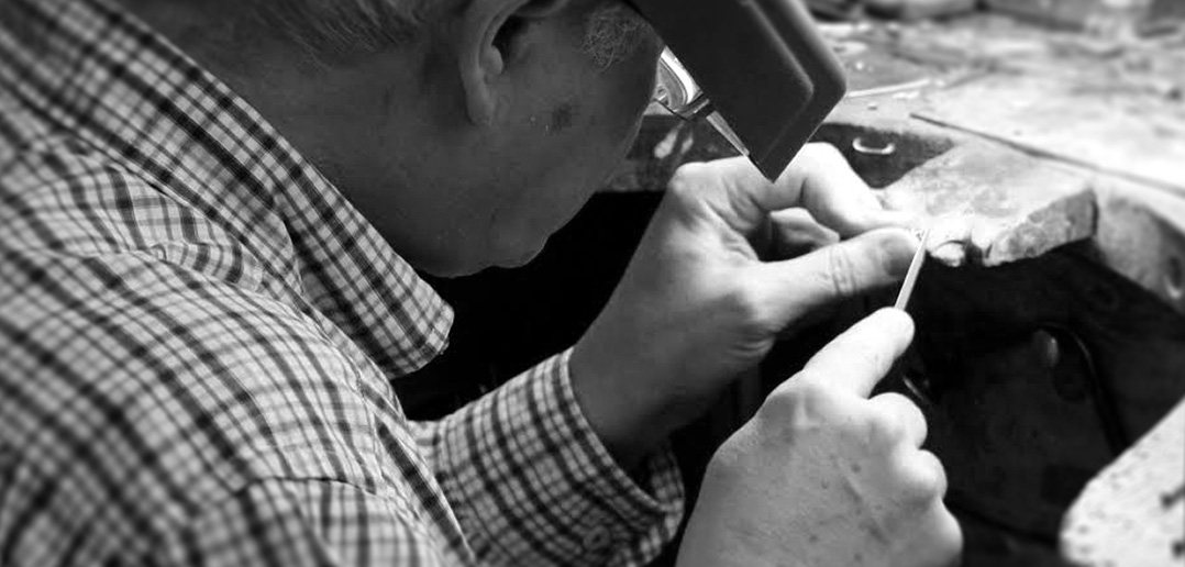 jewellery at the bench