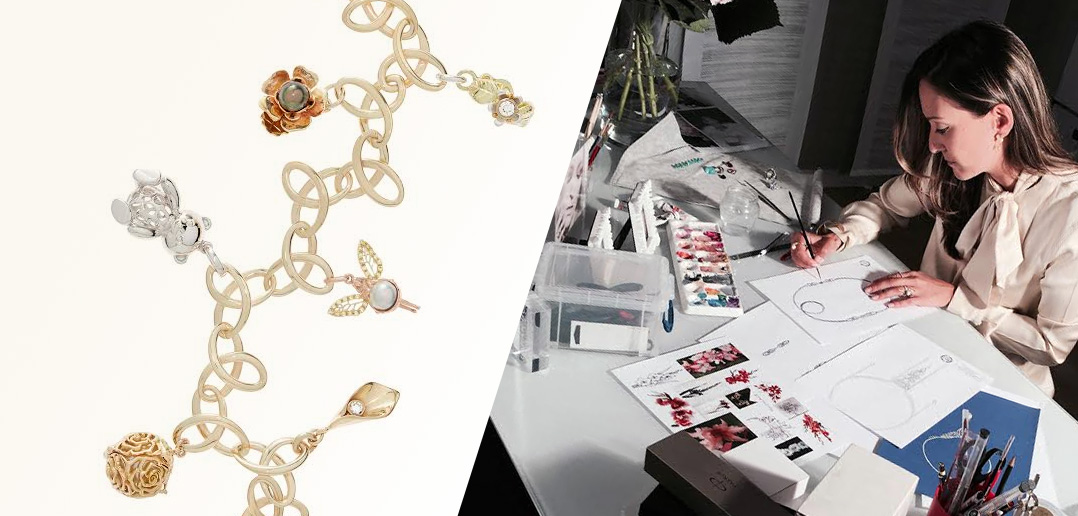 Childline Charity Bracelet Unique Creation By