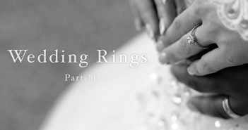 Wedding Ring Guide to buy part 2