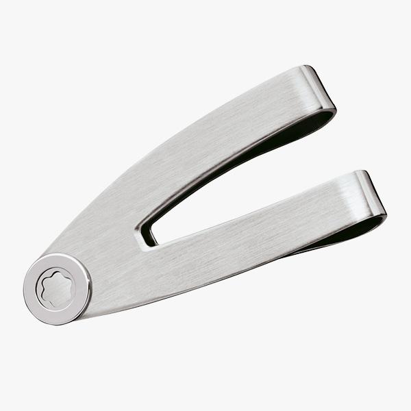 mont blanc money clip