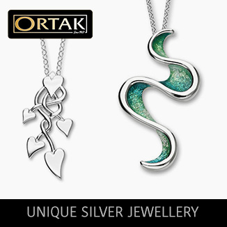 Silver Jewellery by Ortak